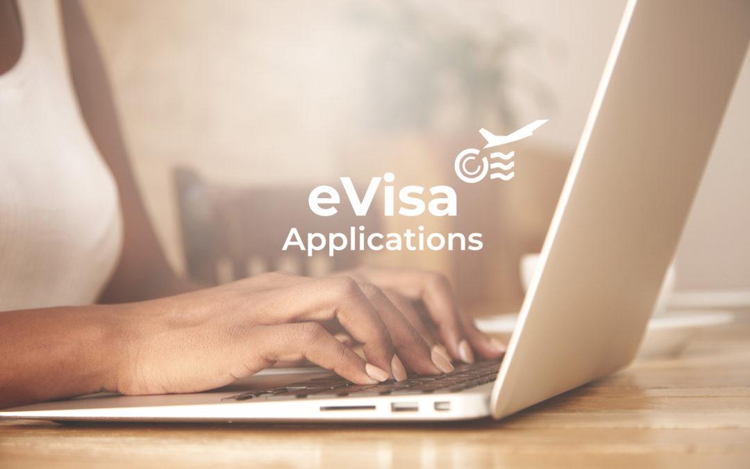 e-Visa Application Forms